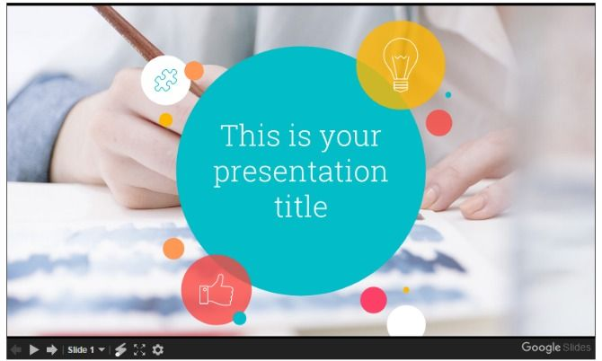 7 places where you can find beautiful presentation templates fast slide carnival templates toneelgroepblik Gallery