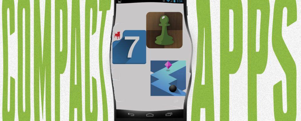 Low Storage Space? 10 Mobile Games Under 50 Megabytes