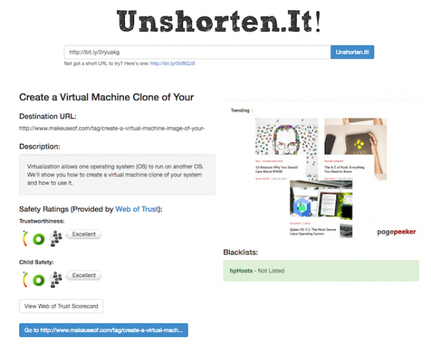How to Peek at Shortened URLs Without Clicking on Them UnshortenIt 625x500