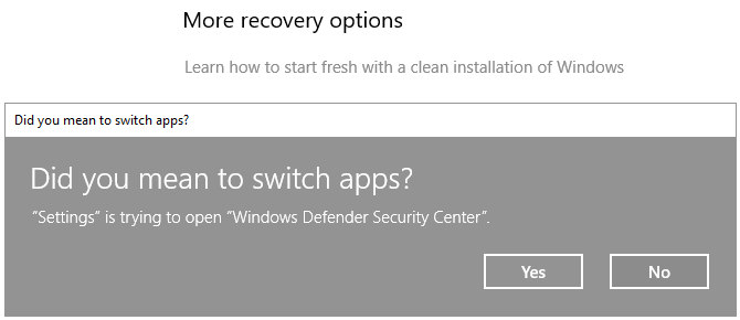 How to Reinstall Windows 10 Without Losing Your Data Windows 10 Start Fresh 670x290