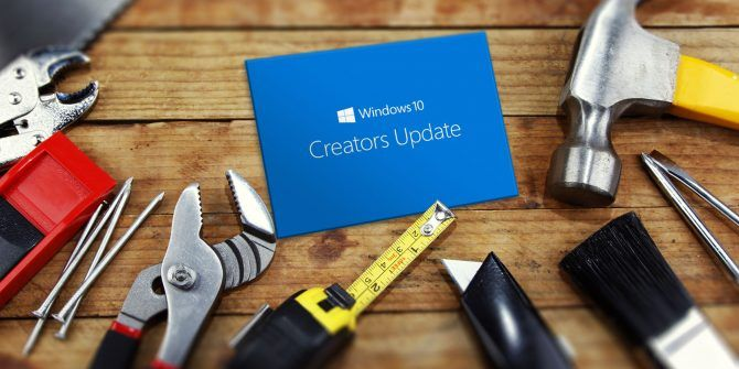 Do This After Installing the Windows 10 Creators Update
