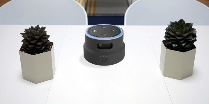 6 Portable Amazon Echo (Dot) Batteries