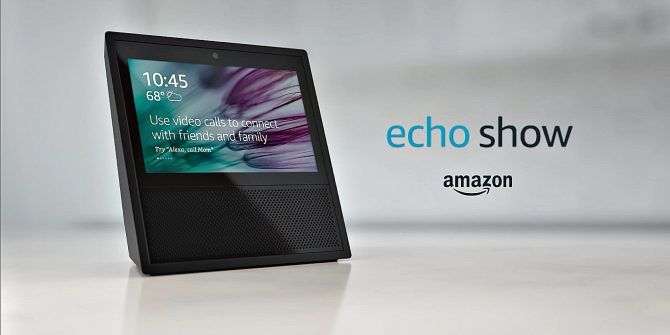 Amazon's New Echo Speaker Comes With a Touchscreen