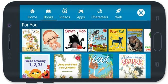 Amazon FreeTime Is Now Available on Android