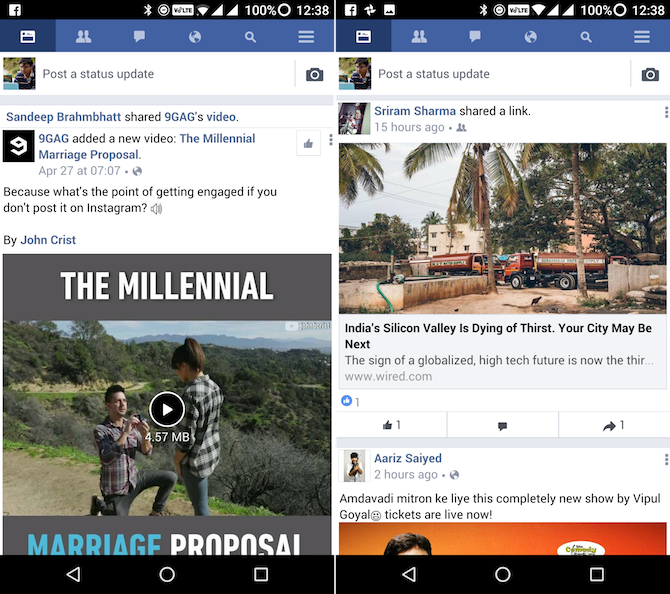 android lite apps facebook lite