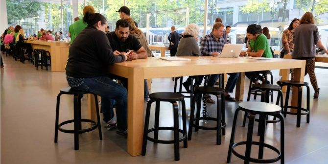 Today at Apple: Free Educational Classes for Everyone
