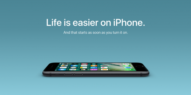 Apple Begs Android Users to Switch to iPhone
