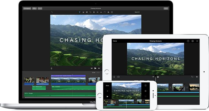 apple imovie