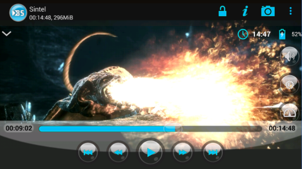8 Best Mobile Video Players for Android bsplayer