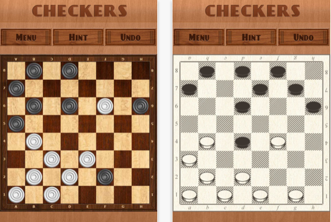 checkers ios