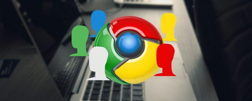 So verwenden Sie mehrere Google-Konten gleichzeitig in Google Chrome