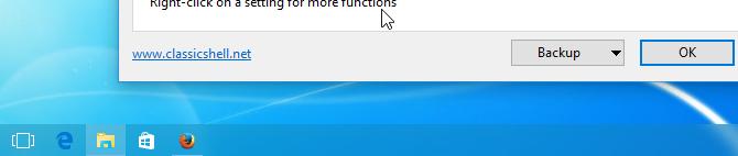 classic shell 7 taskbar