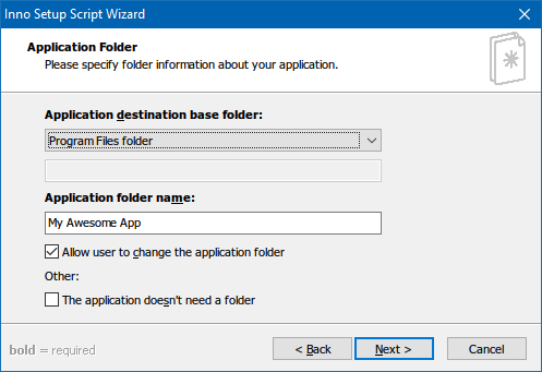 "How to Make an ""EXE"" Installation File create installer inno setup"
