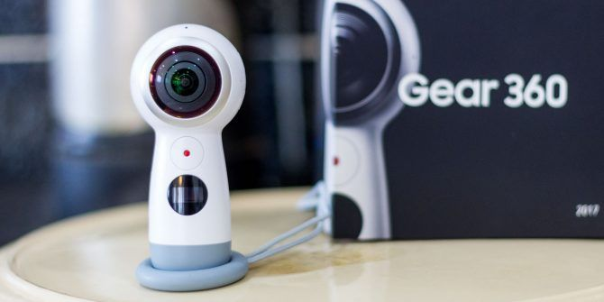 Samsung Gear 360 (2017) Review & Giveaway