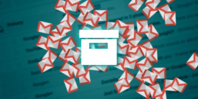 how to open archive in gmail