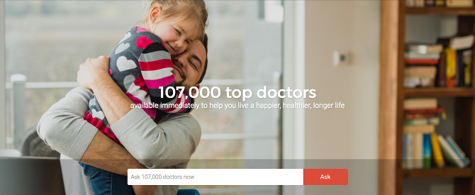 The Future of Medicine: Can an App Diagnose Health Issues? healthtap website front