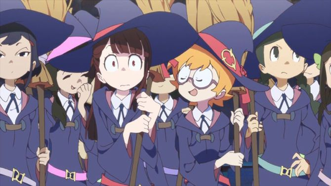 The 7 Best Anime Movies You Can Watch on Netflix little witch academia