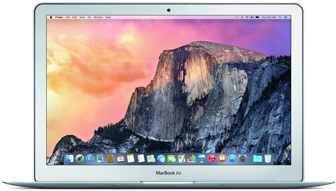 MacBook Air 13-inch - macbook comparison