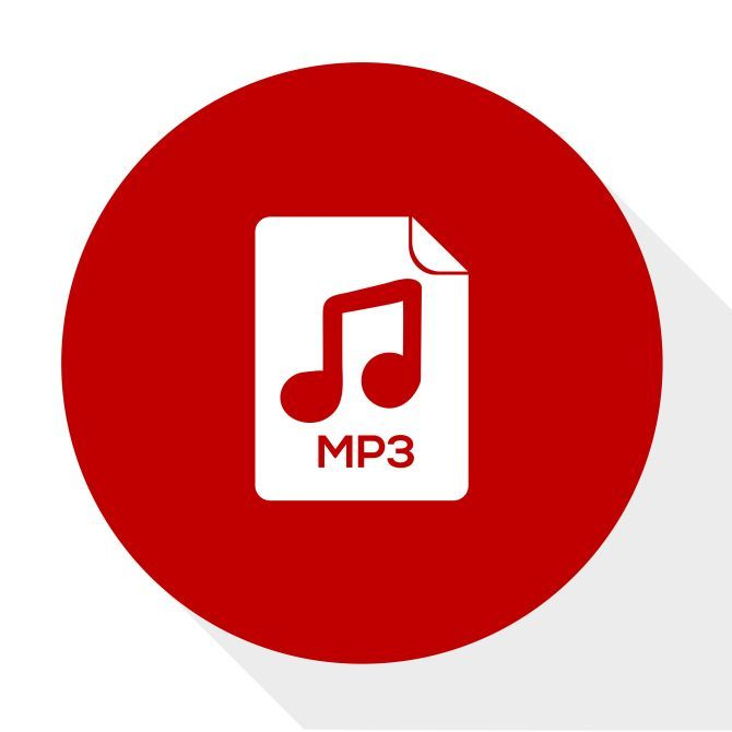 mp3 logo large