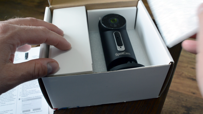 SpotCam Sense Pro Review (and Giveaway) muo hardware review spotcamsense unbox