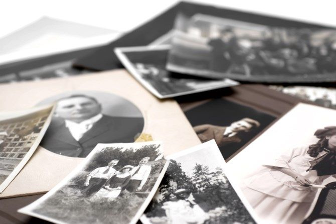 ancient genealogy photos
