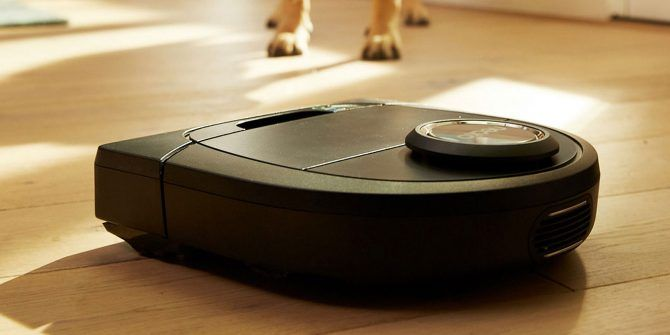 Why You Should Be Cleaning Your Home With a Robot Vacuum