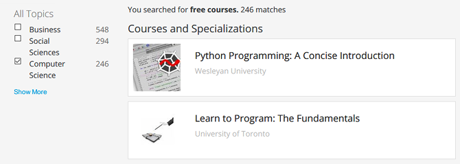 11 Best Sites for Free Online Computer Programming Courses online programming courses coursera