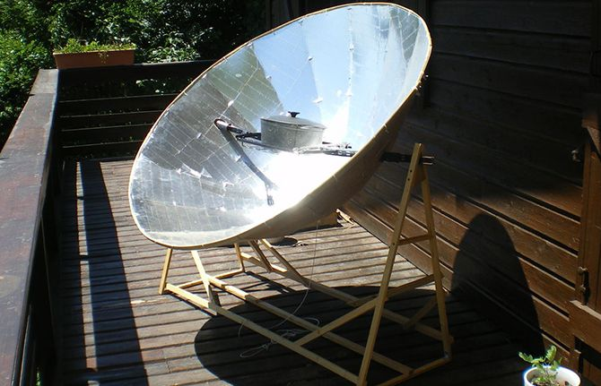 parabolic over instructables