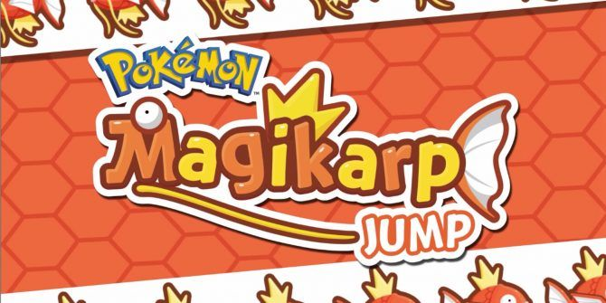 Magikarp Jump Is a New Mobile Pokemon Game