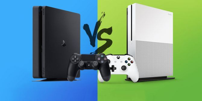 PS4 Slim or Xbox One S: The One Question Casual Gamers Should Ask