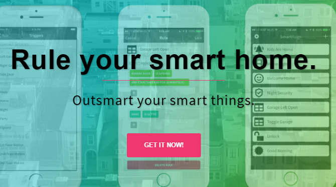 smartrules for smartthings