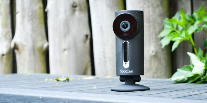 SpotCam Sense Pro Review (and Giveaway)