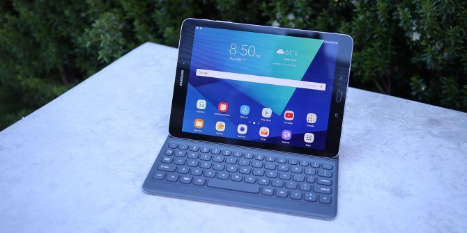 The Best Android Tablet Yet? Samsung Galaxy Tab S3 Review and Giveaway