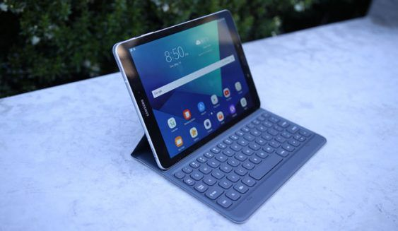 The Best Android Tablet Yet? Samsung Galaxy Tab S3 Review and Giveaway tab 2 563x327