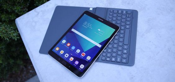 The Best Android Tablet Yet? Samsung Galaxy Tab S3 Review and Giveaway tab 8 563x264