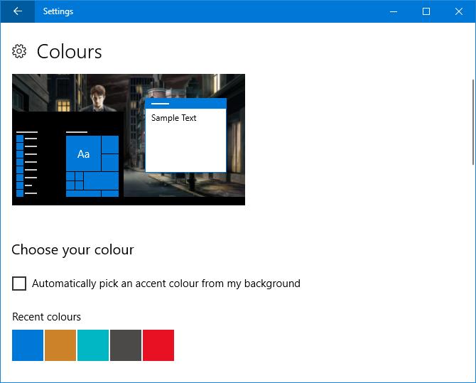 5 Tweaks to Make Windows More Colorful