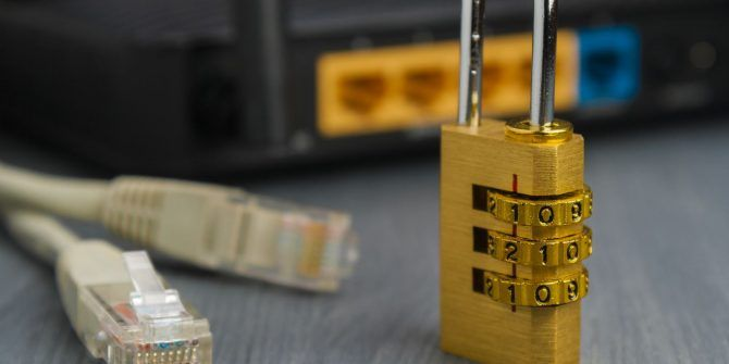 Change Your Router Password Before It Gets Hacked