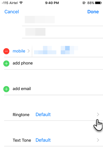 "How to Allow Specific Contacts to Bypass ""Do Not Disturb"" in iOS DND Ringtone"