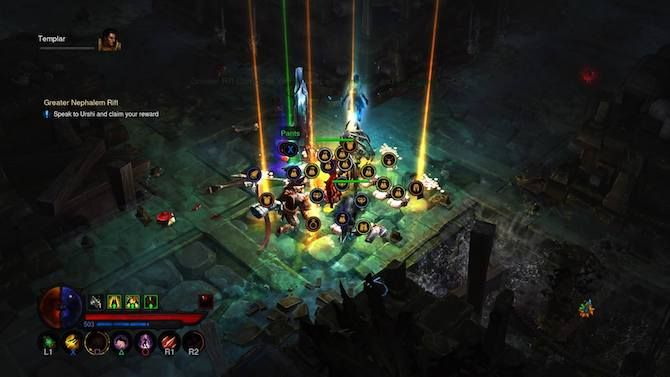 Diablo 3 Greater Rift Loot