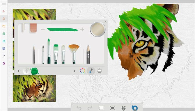 fresh paint windows app