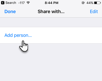 Why You Should Use Apple Reminders to Share Lists IMG 4851