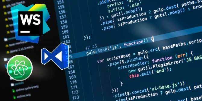 The 5 Best Javascript Editors for Productive Coders and Programmers