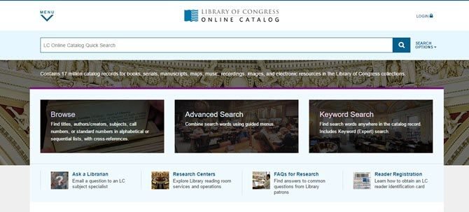 How to find a book without knowing the title or author library of congress fandeluxe Choice Image