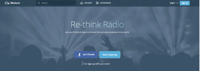 The Best Websites on the Internet Mixcloud