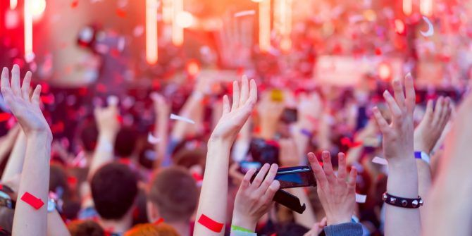Don't Go to a Music Festival Without Downloading These Apps