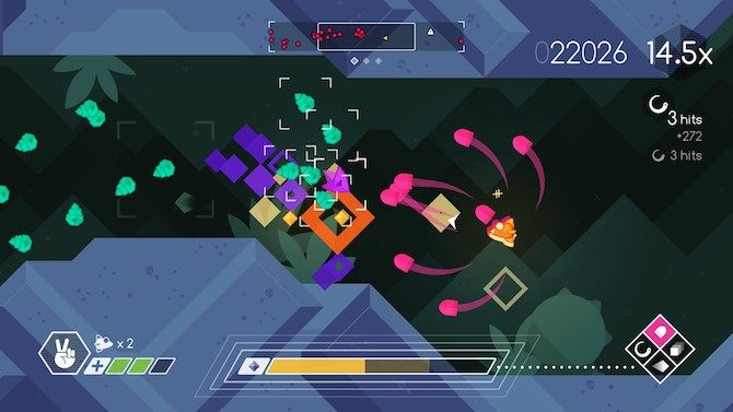 Nintendo Switch Graceful Explosion Machine