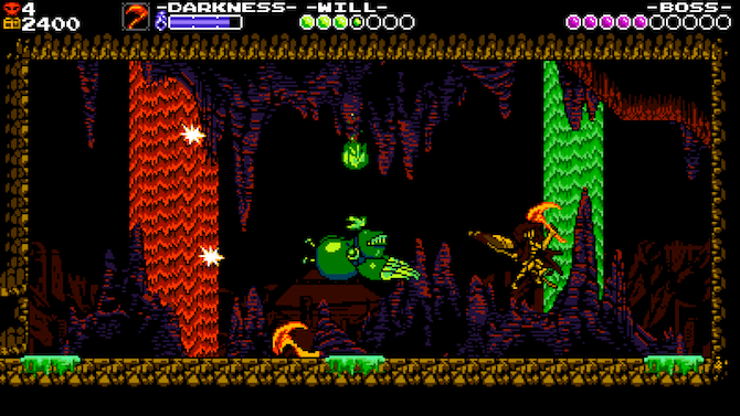 Nintendo Switch Shovel Knight Treasure Trove Specter of Torment