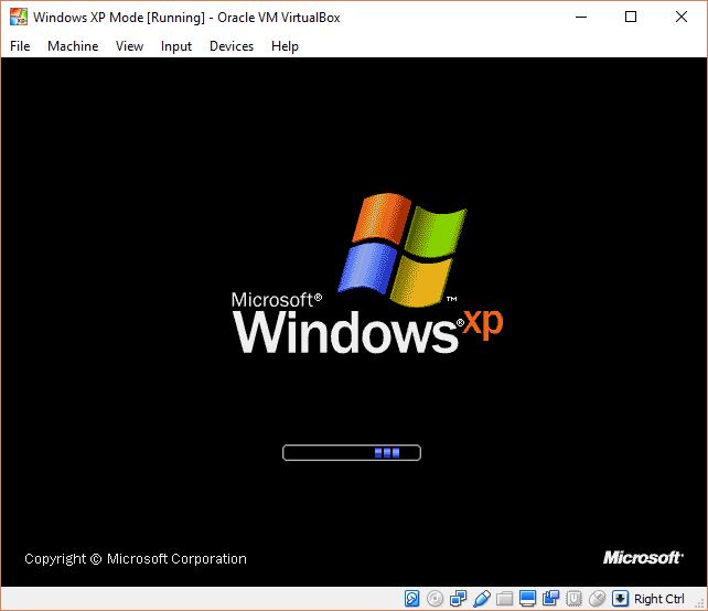 How to legally download windows xp for free straight from microsoft windows xp boot virtual machine ccuart Images