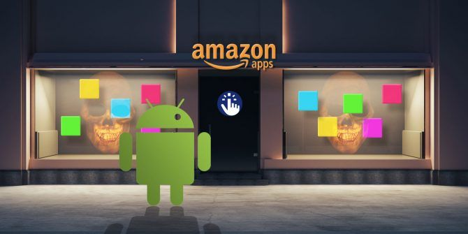 Why the Amazon App Store Is an Android Security Threat