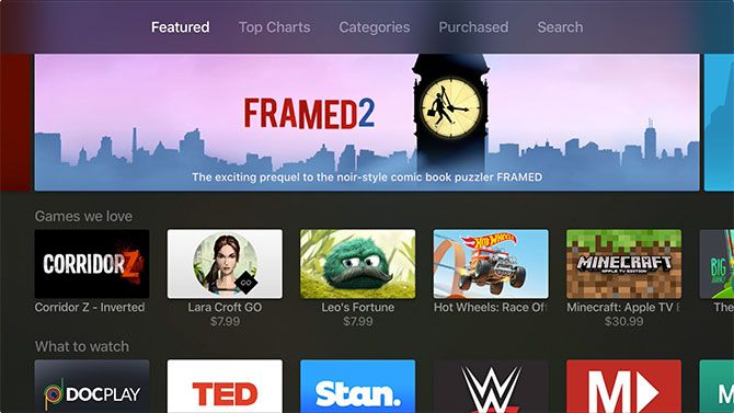 How to Set Up and Use Your Apple TV apple tv appstore